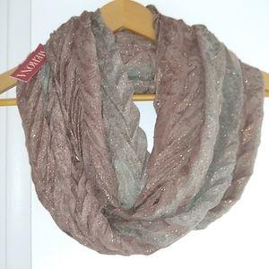 Loop scarf 🧣 Merona Chevron